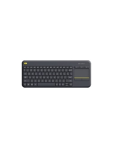 Logitech K400 Plus Black Keyboard 920-007149 Siyah